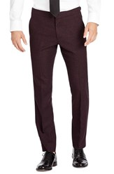 Bonobos Men's Flat Front Wool And Cashmere Tuxedo Trousers