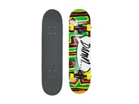 Og Damn Bubble Mini Complete Rasta Skateboards Sports Equipment Multi