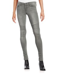 Flying Monkey Five Pocket Skinny Jeans Grey