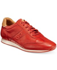 Cole Haan Trafton Vintage Trainer Sneakers Women's Shoes Red