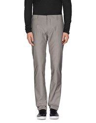 Antony Morato Trousers Casual Trousers Men Grey