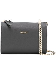 Dkny Chain Strap Crossbody Bag Black