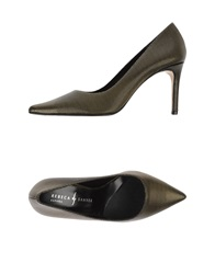 Rebeca Sanver Pumps Bronze