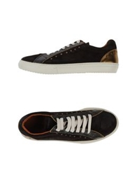 Kowalski Low Tops And Trainers Dark Brown