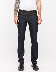 Nudie Jeans Thin Finn Organic Dry Twill Denim
