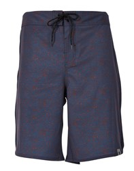 Ourcaste Rod Board Short Navy
