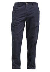 Dickies New York Cargo Trousers Dark Navy Dark Blue