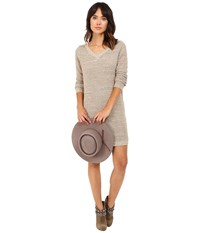 Bb Dakota Merriweather Dress Dark Elm Women's Dress Brown