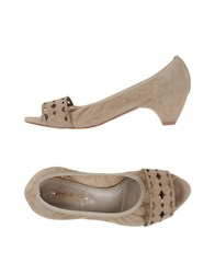 Progetto Footwear Courts Women Sand