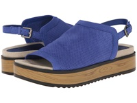 Naya Uno Royal Sapphire Nubuck Women's Sandals Blue
