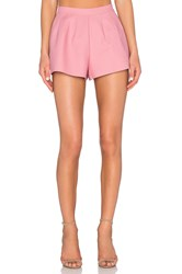 Red Valentino Shorts Pink