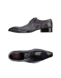 Jo Ghost Lace Up Shoes Steel Grey