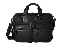 Tumi Alpha Bravo Andersen Slim Commuter Brief Black Briefcase Bags