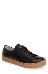 'Ica' Sneaker Men Black Honey