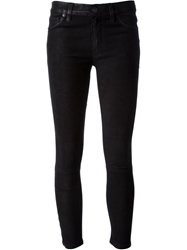 Hudson Skinny Trousers Black