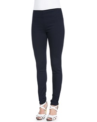 Veronica Beard Stretch Denim Leggings