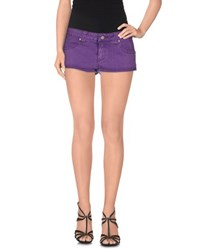 Sundek Denim Denim Shorts Women
