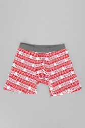 Urban Outfitters Fragile Boxer Brief White
