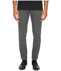 Atm Anthony Thomas Melillo Stretch Pants Charcoal Heather Men's Casual Pants Gray
