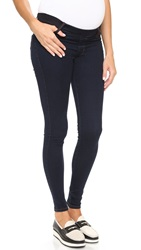 James Jeans Twiggy Maternity Under Belly Pull On Jeans Blue Velvet