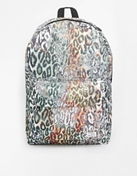 Spiral Animal Backpack Blackbrown