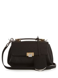 Balenciaga Le Dix Soft Nano Cross Body Bag Black