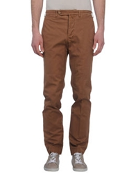 Alain Casual Pants Brown