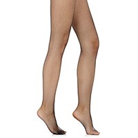 Wolford Women's Twenties Tights Black Blue Black Blue