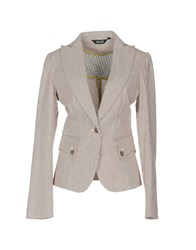 Amy Gee Suits And Jackets Blazers Women Cocoa