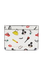 Alice Olivia Stacey Print Card Holder Multi