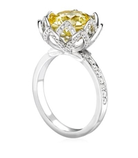 Theo Fennell Water Lily Ring