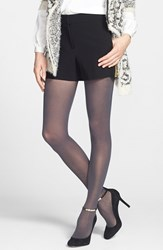 Women's Dkny Light Opaque Control Top Tights Flannel Grey