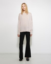Acne Studios Mello Stretch Crepe Trouser Black