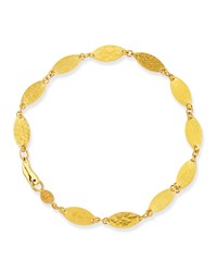 Willow Flake 24K Gold Bracelet Gurhan