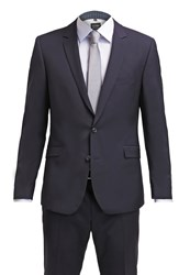 Strellson Allen Slim Fit Suit Navy Dark Blue