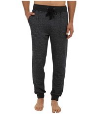2Xist Core Terry Sweatpant Black Men's Casual Pants