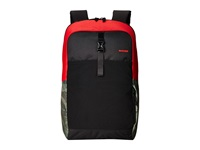 Incase Cargo Pack Rosso Corsa Red Black Metric Camo Backpack Bags
