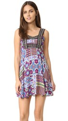 Minkpink Conflict Of Interest Dress Multi