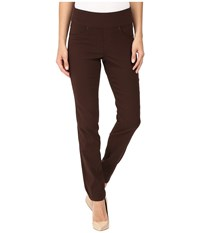 Fdj French Dressing Jeans Techno Slim Pull On Slim Jegging Expresso Women's Casual Pants Tan