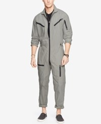 Denim And Supply Ralph Lauren Men's Poplin Coverall Olive