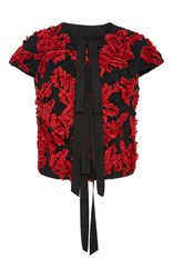 Sachin Babi And Dixie Embroidered Jacket Floral