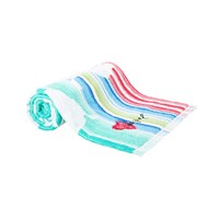 Desigual Blue Summer Towel Bath Towel