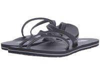 The North Face Base Camp Plus Asym Tnf Black Plum Kitten Grey Women's Sandals