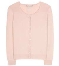 81 Hours Cassie Cashmere Cardigan Pink