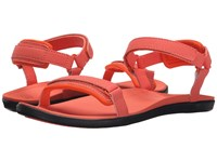 Olukai Luana Coral Coral Women's Sandals Pink