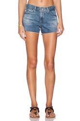 Ag Adriano Goldschmied The Bonnie Short 14 Years Sundrenched
