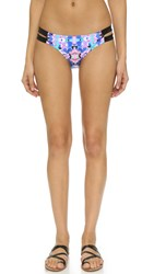 6 Shore Road Bahai Bikini Bottoms Pacific Floral
