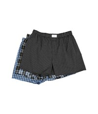 Tommy Hilfiger Woven Boxers 3 Pack Multi Men's Underwear