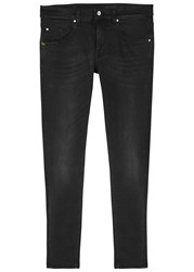Tiger Of Sweden Dark Grey Skinny Jeans
