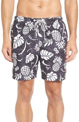 Tommy Bahama Men's Big And Tall 'Naples Pina' Floral Swim Trunks